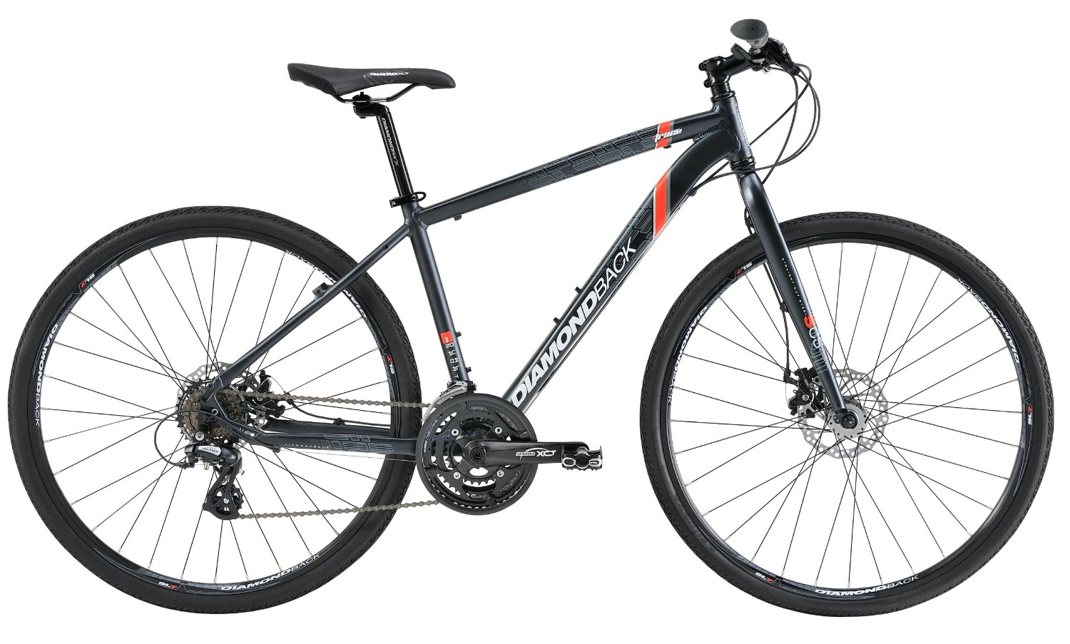 Diamondback Bicycles 2014 Trace Dual Sport Bike Review – My Riding Experience
